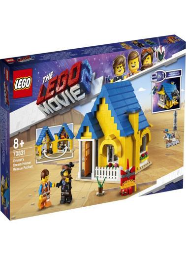 Lego LEGO Movie 2 Emmets House Rocket Renkli